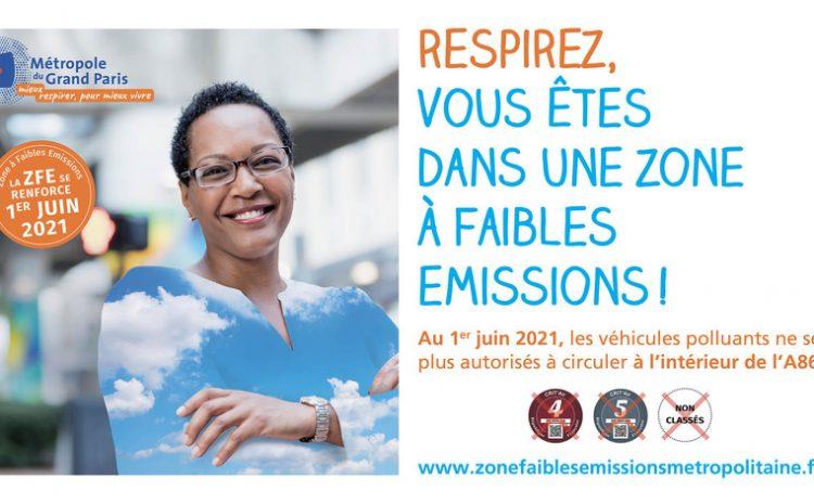 #ZFE  Participez à la consultation citoyenne