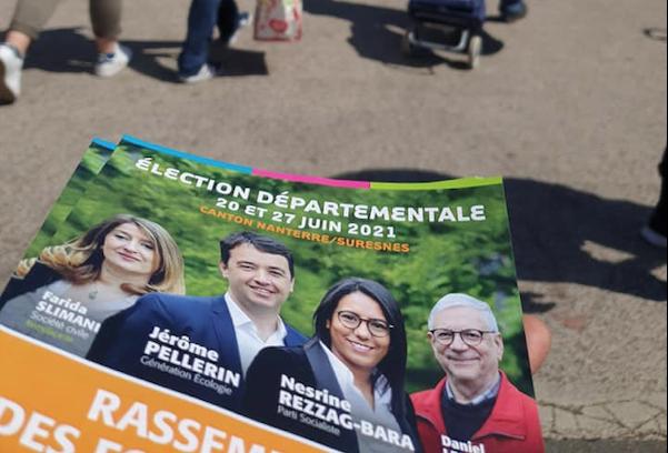 #Departementales – Canton Nanterre/Suresnes : découvrez notre journal de campagne !