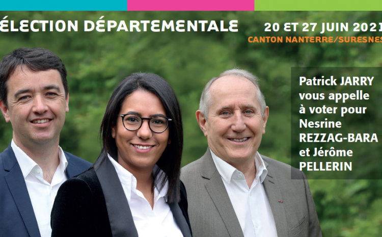 """#Departementales – Canton Nanterre/Suresnes : """"1 jour, 1 proposition"""" (3) – Pour un département en première ligne en matière de prévention"""