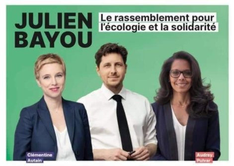 #Regionales2021: le 27 juin, faisons le choix de l'union pour une Ile-de-France sociale, écologique et solidaire !