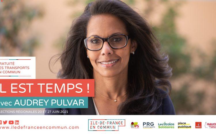"""#Regionales – """"Changer c'est possible"""" : découvrez nos propositions pour les Franciliennes et les Franciliens !"""